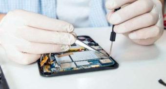 Фото Можливі несправність планшетів